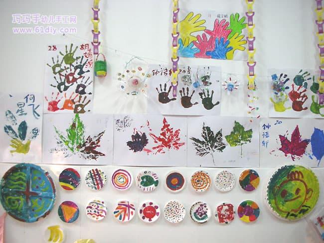各种各样的环保手工作品(3)_巧巧手幼儿手工网