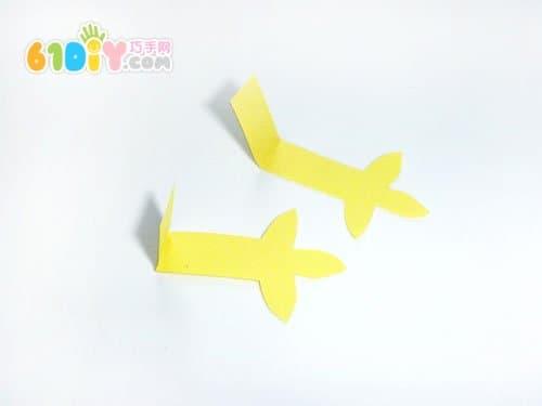 卷纸芯手工制作小乌鸦