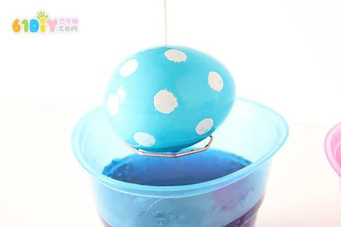 儿童手工制作复活节彩蛋