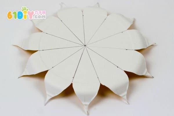 纸盘五谷杂粮图案